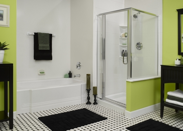 Incredible Space Saving Shower And Tub Design Ideas For Small Bathrooms Bathroom Remodel Small Space With Tub