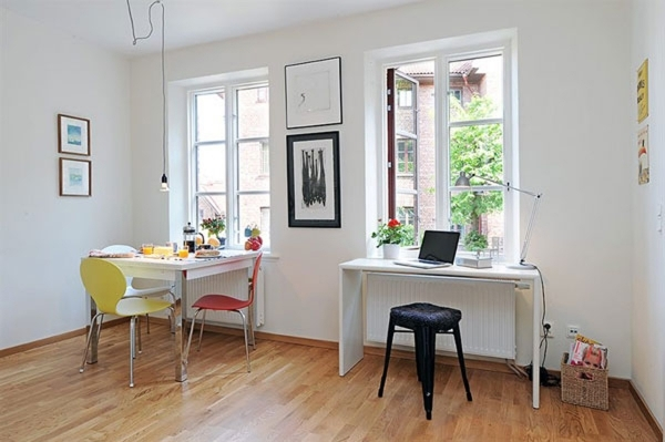 Inspiring Living Room Design For Small Spaces Small Apartment Dining Room Dining Room Ideas For Small Apartment