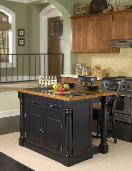 Inspiring Setting Up A Small Kitchen Island With Seating Kitchen Ideas Small Kitchen Islands With Seating