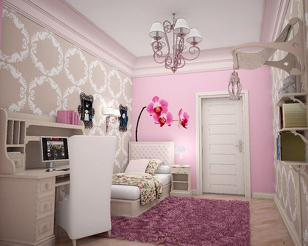 Inspiring Teenage Girl Bedroom Ideas For Small Bedrooms Home Decorating Ideas Small Bedroom Ideas For Teens