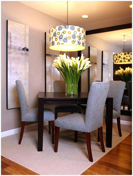 Outstanding Dining Room Decorating Ideas For Apartments Wildzest Dining Room Ideas For Small Apartment