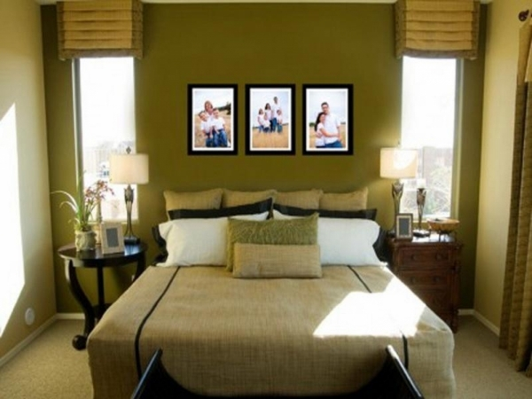 Picture of Master Bedroom Decorating Alluring Small Space Bedroom Decorating Small Master Bedroom Decorating Ideas