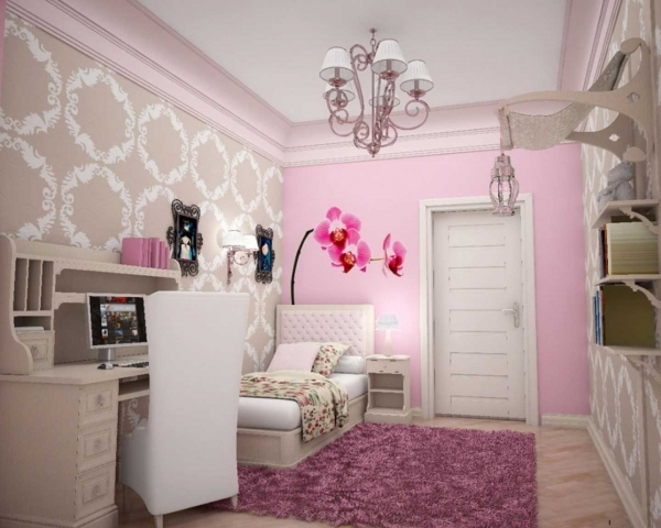 Remarkable Cute Kid Room Ideas For Girls Bedroom Design With Colorful Small Space Girls Room Ideas
