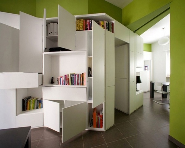 Stunning Storage Eas For Small Apartment Decobizz Small Apartment Storage Small Apartment Storage Ideas