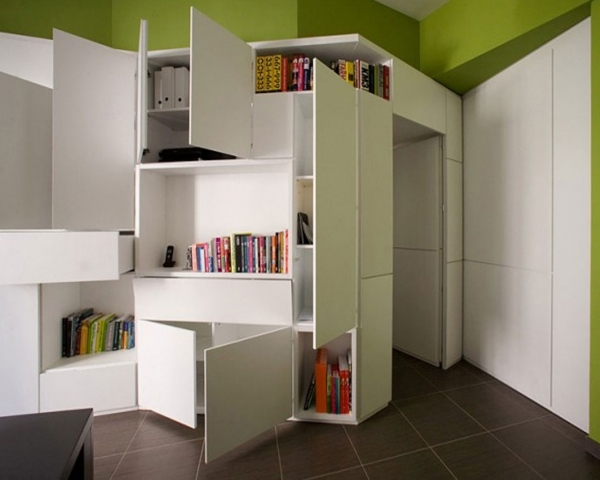 Stylish Storage Ideas For A Small Apartment Betterimprovement Small Apartment Storage Ideas