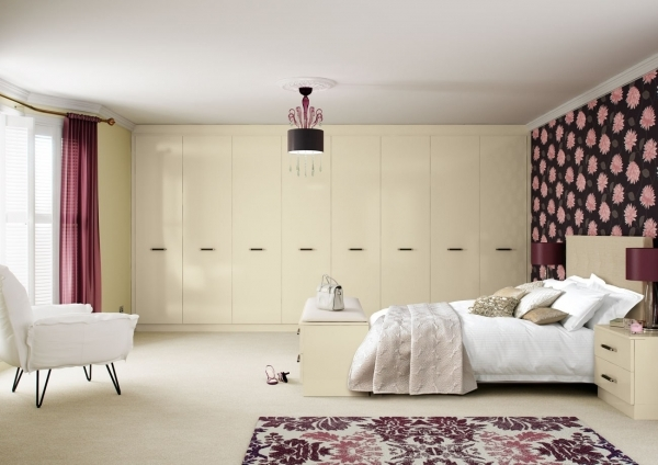 Stylish Superb Brilliance Cream Betta Living Fitted Wardrobe Furniture Fitted Bedroom Furniture For Small Rooms