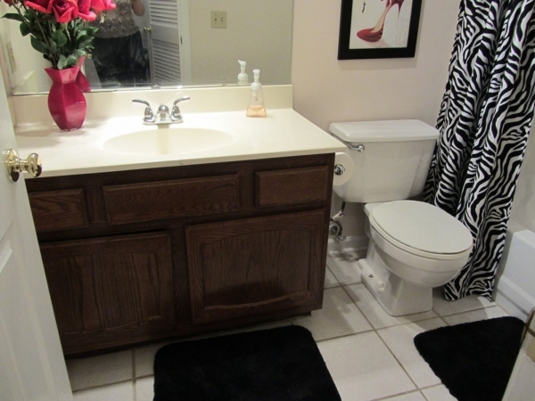 Alluring Small Bathroom Remodels On A Budget Home Decorating Ideas Small Bathroom Remodel Ideas