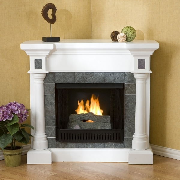 Amazing 1000 Images About Fireplaces On Pinterest Corner Fireplaces Small Corner Firplace Electric