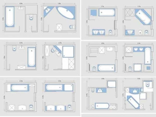 Awesome 13 Awesome Bathroom Layout Vie Decor Small Bathroom Layouts With Shower