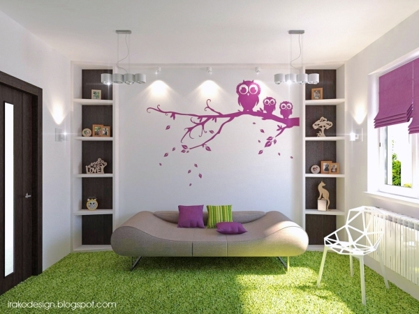 Awesome 25 Beautiful Girls Bedroom Designs 2015 Aida Homes Small Modern Rooms For Tweens