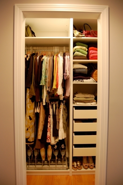 Fascinating Humble Closet Design In Personal Style Stunning Small Walk In Extra Small Walk In Closet Ideas