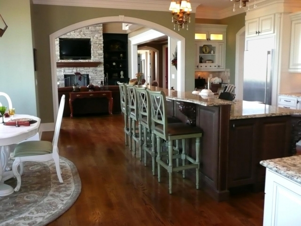 Gorgeous Kitchen Islands With Stools Pictures Amp Ideas From Hgtv Kitchen Small Kitchen Island With Stools