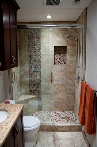 Image of 1000 Ideas About Small Bathroom Showers On Pinterest Bathroom Idea Remodeling Small Bathroom Design