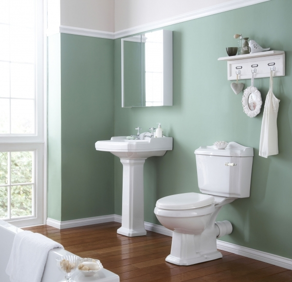 Image of Amazing Of Awesome Half Bathroom Color Ideas X At Best Sm 3845 Best Colors For Small Bathrooms