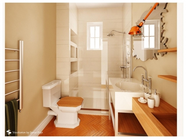 Image of Designs With Cool Furniture And Decorations Best Small Bathroom Designs