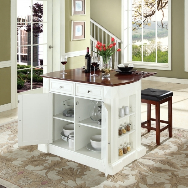 Incredible Kitchen Island Counter Bar Stools Outofhome Small Kitchen Island With Stools
