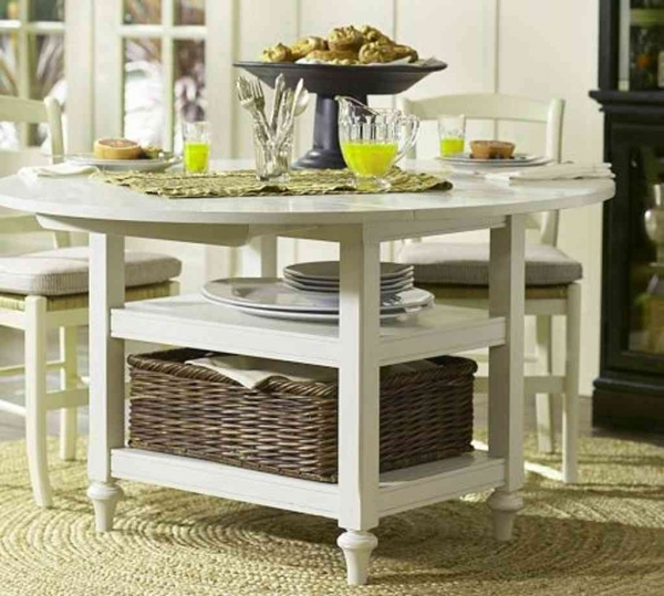Marvelous Fantastic Sharp Small Drop Leaf Kitchen Table Gallery Interior Pottery Barn Small Spaces
