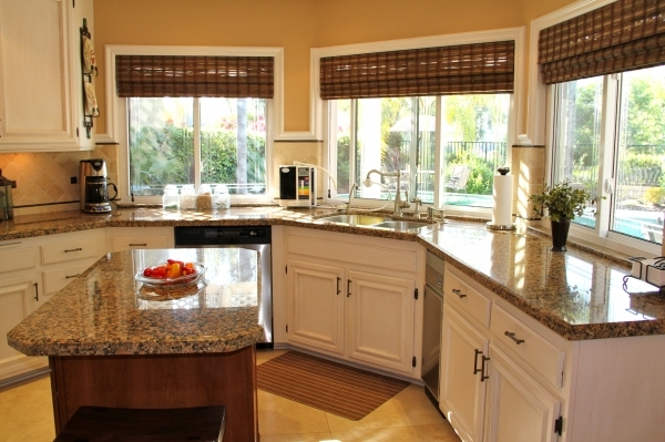 Marvelous Small Kitchen Islands Kitchen Island With Upholstered Bench Small Kitchen With Window