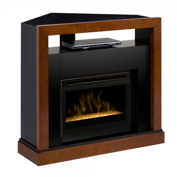 Outstanding Corner Fireplaces Ainove Small Corner Firplace Electric