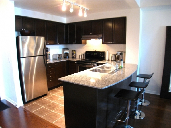 Picture of 1000 Images About Condo Designs On Pinterest Studio Apartments Small Condo Kitchen Remodeling Ideas