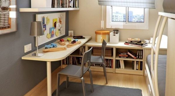 Small Modern Rooms For Tweens