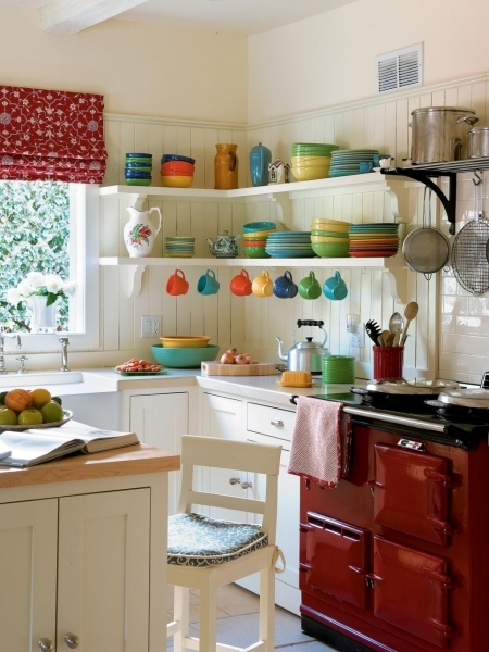 Picture of Pictures Of Small Kitchen Design Ideas From Hgtv Kitchen Ideas White Small Kitchen Remodeling Ideas