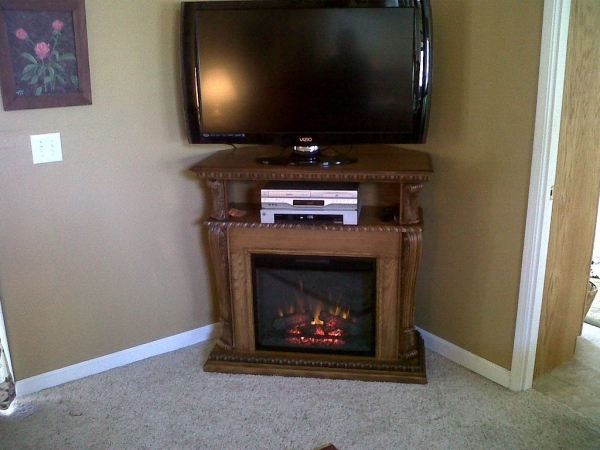 Stunning Electric Fireplace Mantel Package Gallery Small Corner Firplace Electric
