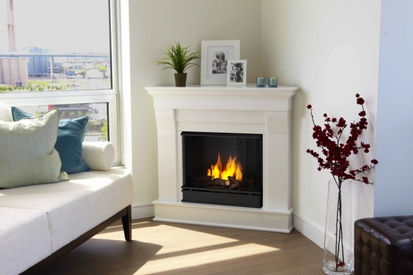 Stylish 1000 Images About Fireplaces On Pinterest Corner Fireplaces Small Corner Firplace Electric