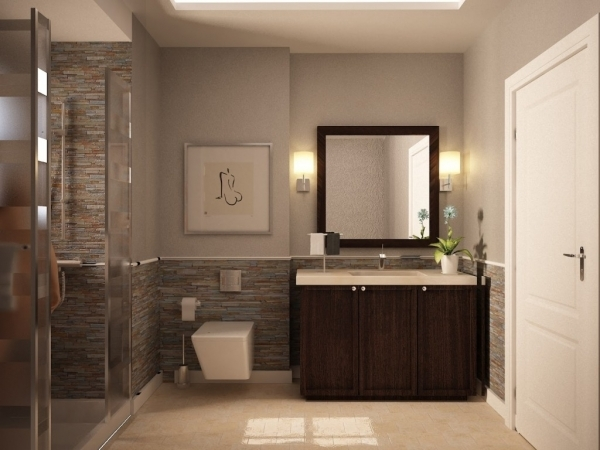 Stylish Best Colors For Small Bathrooms Home Design Inspiration Best Colours For Small Bathrooms