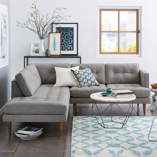Delightful 46 Tiny Living Rooms That Pack A Big Style Punch Page 2 Of 46 Tiny Living Room Big Style