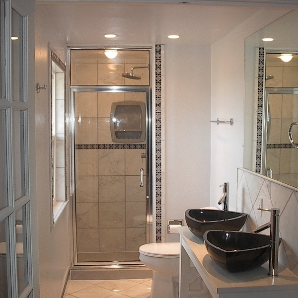 Fascinating For Small Spaces  Cheap Remodeling Ideas Small Bathroom