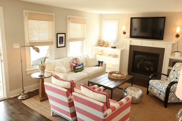 Gorgeous 46 Tiny Living Rooms That Pack A Big Style Punch Page 42 Of 46 Tiny Living Room Big Style