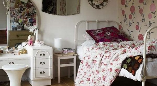 Cheap Teenage Girls Bedroom Ideas Small Rooms