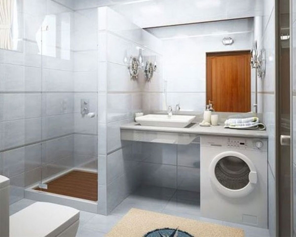 Image of Pictures Of Simple Bathroom Designs Home Decor Simple Small Bathroom Design