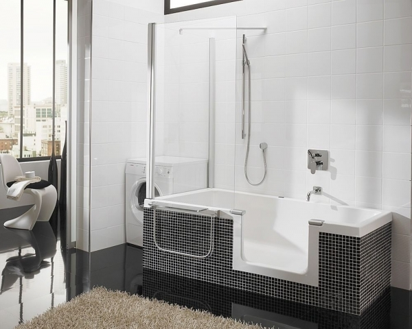 Incredible 1000 Images About Bathroom On Pinterest Tub Shower Combo Bathroom Remodel Small Space With Tub