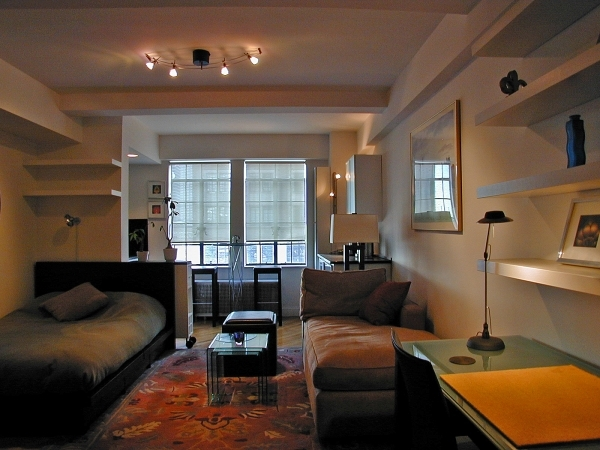 Marvelous Extraordinary Decorating A Studio Apartment Vie Decor Furniture For Small Studio Apartments
