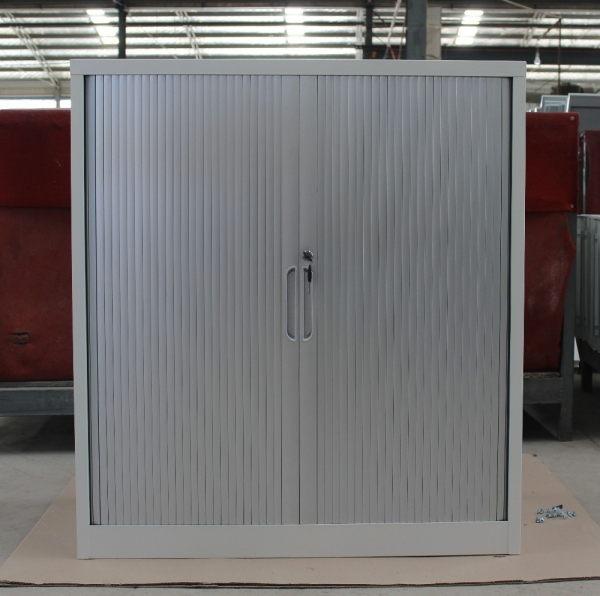 Picture of Half Height Small Roller Door Fashion High Quality Small Wardrobe Wardrobe Small Height