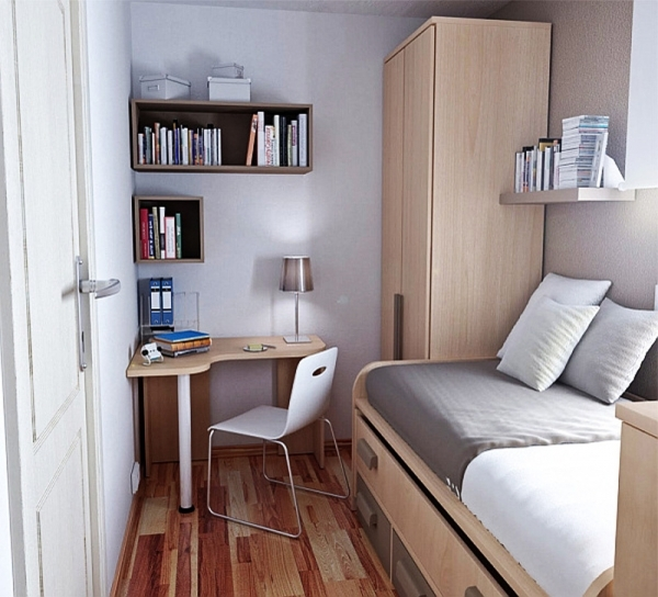 Picture of Small Bedroom Design Ideas A Guest Bedroom In A Roof Extension Bed Designs For Small Rooms