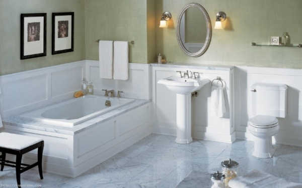 Stylish On A Budget  Cheap Remodeling Ideas Small Bathroom