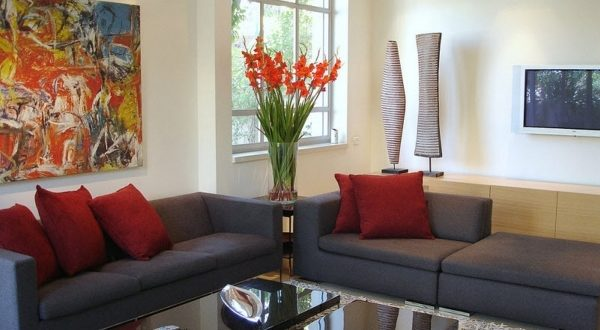 Gorgeous Small Living Rooms