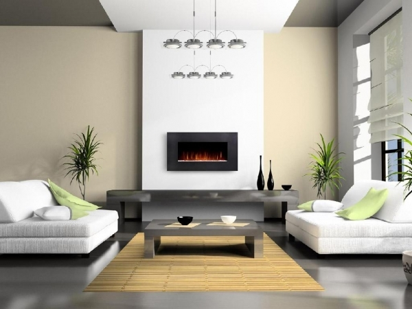 Fantastic Living Room Ideas With Electric Fireplace And Tv Okindoor Electric Fireplaces For Small Living Rooms