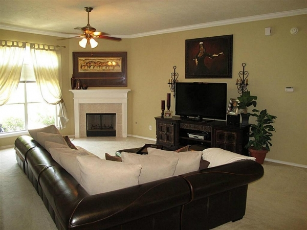 Gorgeous Diy Room Decor Tutorials Home Small Room With Corner Fireplace Images