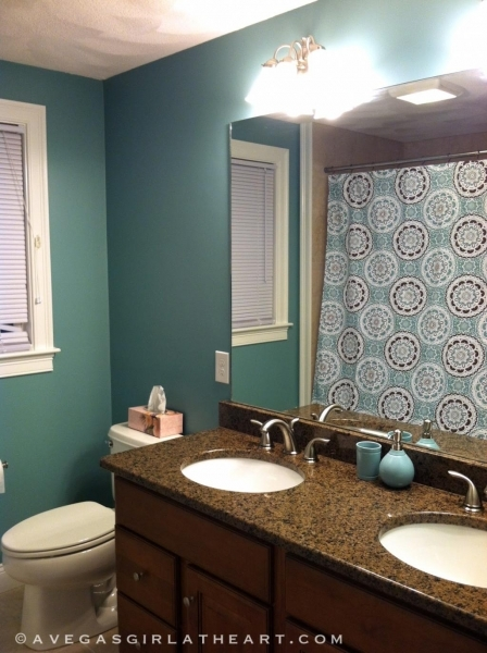 Gorgeous Small Bathroom Paint Color Schemes Home Decorating Ideas And Tips Small Bathroom Color Schemes