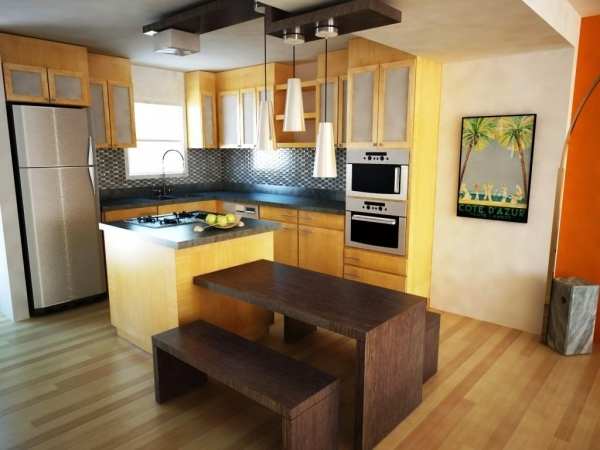 Inspiring Small Kitchen Makeovers On A Budget Nicholas W Skyles Small Kitchen Makeovers On A Budget