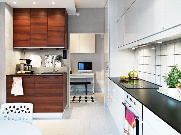 Marvelous Best Of Top Small Kitchen Interior Design Ideas Galler 3825 Interior Design In Small Kitchen
