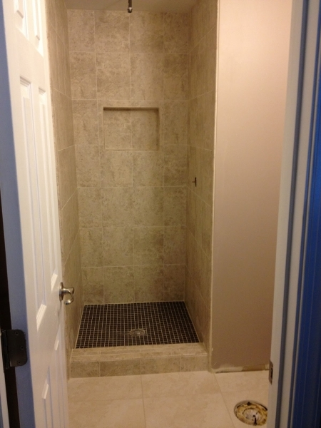 Picture of Very Small Bathroom With Shower Ideas On Bathroom Design Ideas Small Shower Spaces