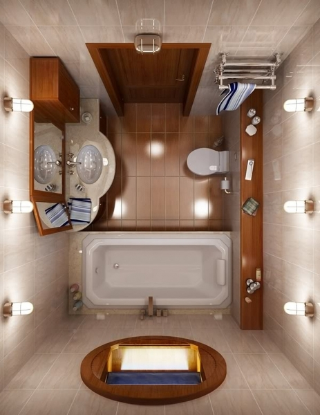 Remarkable Best Color To Paint A Small Bathroom Donmagee Best Color For Small Bathroom
