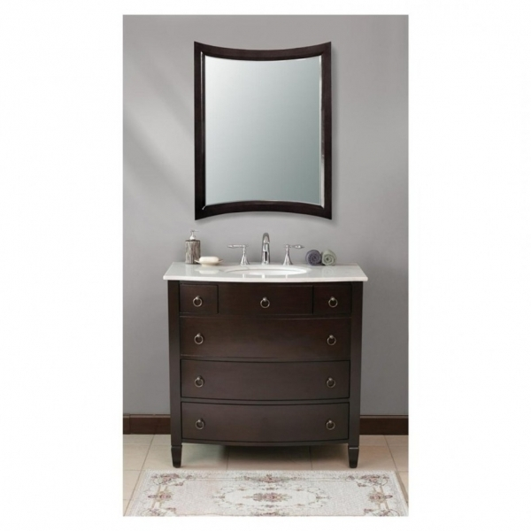 Remarkable Dazzling Small Bathroom Vanity Design Comes With Solid Wood Small Bathroom Vanities With Drawers