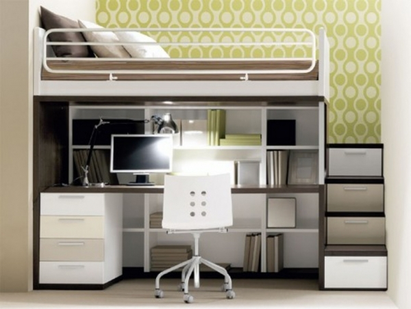 Stylish Marvelous Space Saving Ideas For Small Bedrooms 4 Small Room Space Saving Beds For Small Rooms