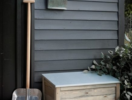 Outdoor Storage For Small Spaces